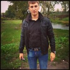 Perfil de usuario de Pavel