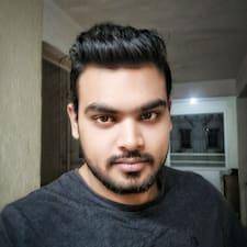 Användarprofil för Abhishek
