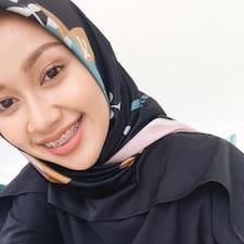 Profil utilisateur de Anisa Yuni