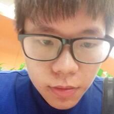 Perfil do usuário de 周