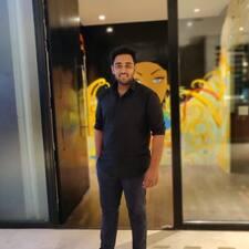 Profil utilisateur de Aditya