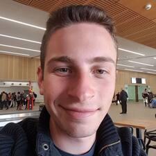 Profil utilisateur de Timothé
