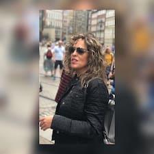 Maria Elena felhasználói profilja