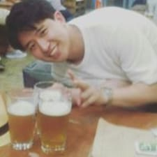 Perfil do usuário de Jee