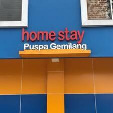 Nutzerprofil von PuspaGemilang Homestay