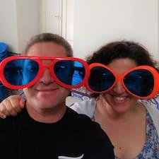Hervé & Manuela User Profile