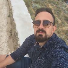 Profil utilisateur de Panos
