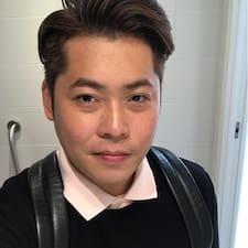 Kenzy felhasználói profilja