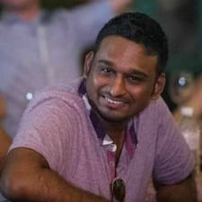 Bhavani felhasználói profilja