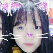 紫怡 felhasználói profilja