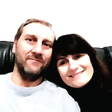 Danijela &  Borko felhasználói profilja