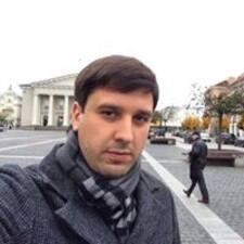 Profil utilisateur de Sergey