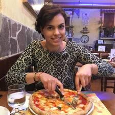 Giorgia felhasználói profilja