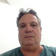 Gilberto的用戶個人資料