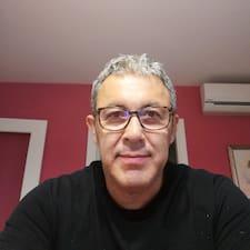Miguel Angel Brukerprofil