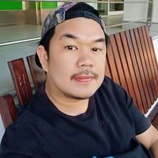 Profil utilisateur de Eakwat