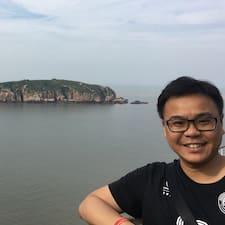 Профиль пользователя 亭宇