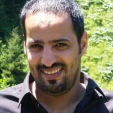 Mohammed felhasználói profilja