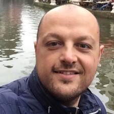 Aniello felhasználói profilja