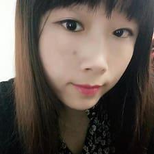 慧玲 felhasználói profilja