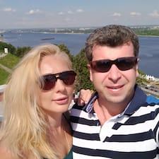 Igor & Irina User Profile