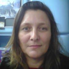 Valerija felhasználói profilja