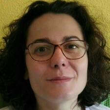 Eulalia - Uživatelský profil