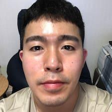 Woochul felhasználói profilja