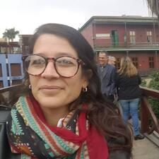 Jorgelina felhasználói profilja
