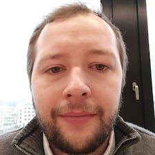Profil utilisateur de Charlie