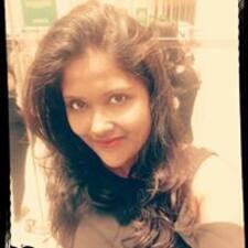 Profil utilisateur de Sushmita
