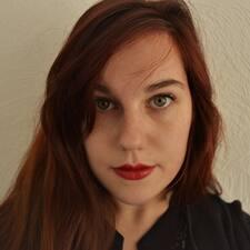 Mayline - Uživatelský profil