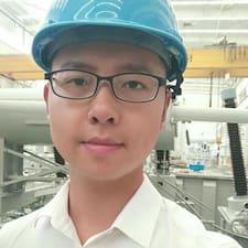 Профиль пользователя Zhifeng