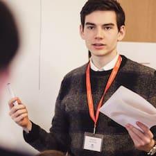 Maxime Brukerprofil
