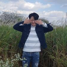Perfil do usuário de 용범