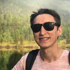 Profil utilisateur de Вильдан