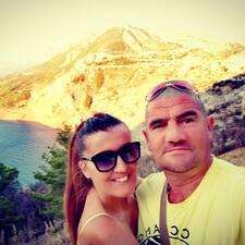 Profil Pengguna Andrija & Andrea