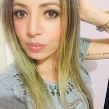 Perfil de l'usuari Camila
