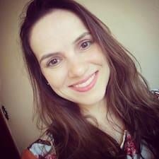 Profil utilisateur de Thaís