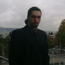 Irakli的用戶個人資料