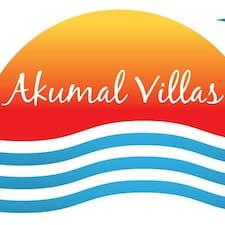 Perfil de usuario de Akumal Villas