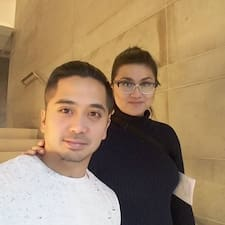 Christopher & Rachel User Profile