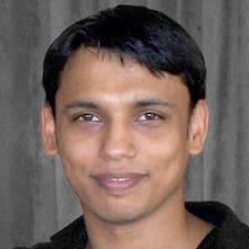 Ishan felhasználói profilja