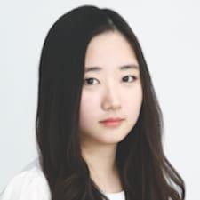 Henkilön Jinhwa käyttäjäprofiili
