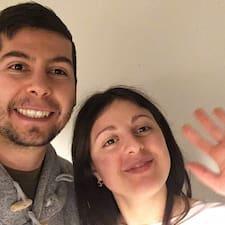 โพรไฟล์ผู้ใช้ Daniela & Sedat