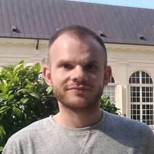 Henkilön Marcin käyttäjäprofiili