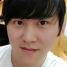 Användarprofil för Hyungjun