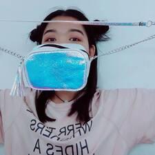 花 felhasználói profilja