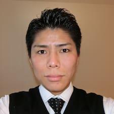 Yuichiro的用戶個人資料