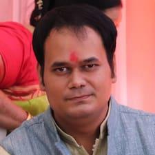 Profil Pengguna Ashish